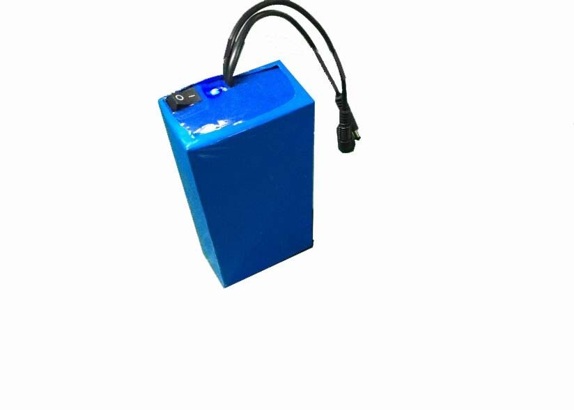 3S3P 11.1v Li Ion 6000mah Rechargeable Battery 18650 Charger for Medical Instrument