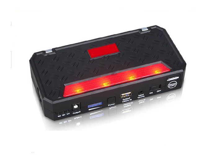Safety Car Cigarette Lighter Auto Battery Jump Starters With LED Lighter