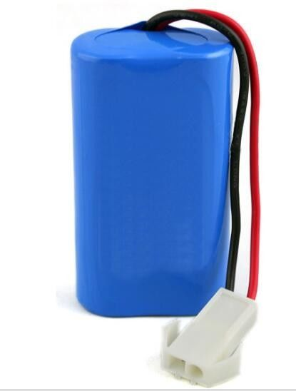 3.7v 4000mah Li Ion Battery Pack Rechargeable 2S1P With Connector