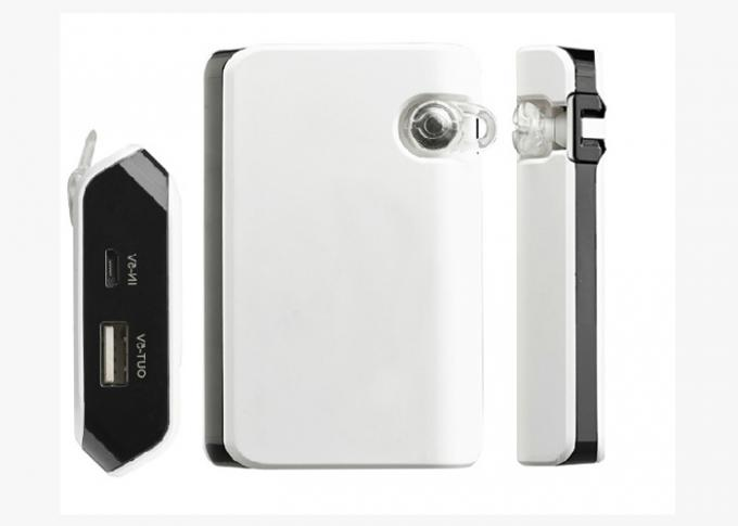 External Battery Pack 7800mAh Portable Power Banks with Bluetooth Earphone 2.0